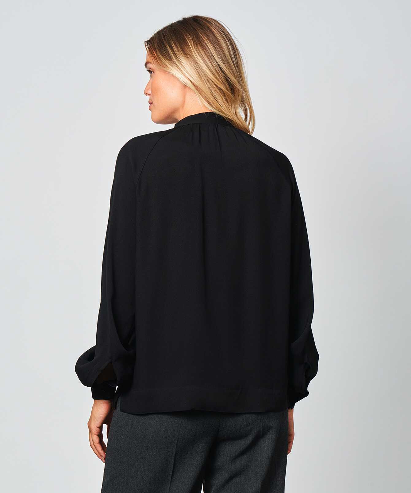 Shirt Mira Verona Black The Shirt Factory