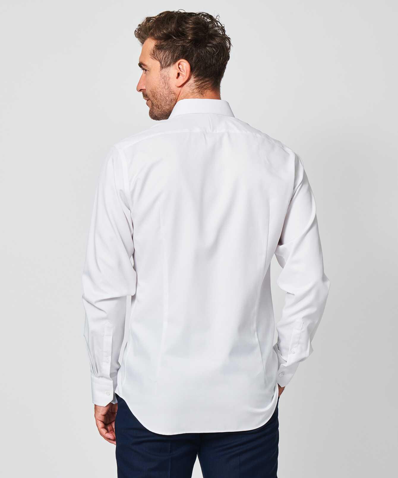 Skjorta Hugo Lättstruken The Shirt Factory