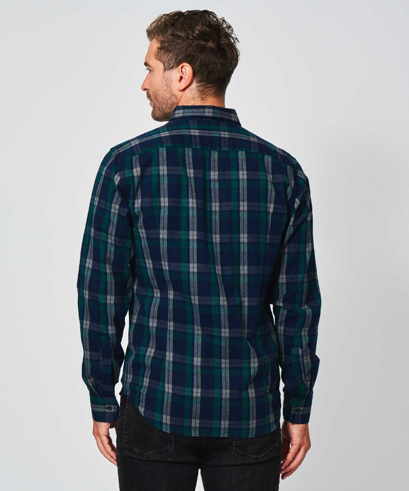 Skjorta Banff The Shirt Factory