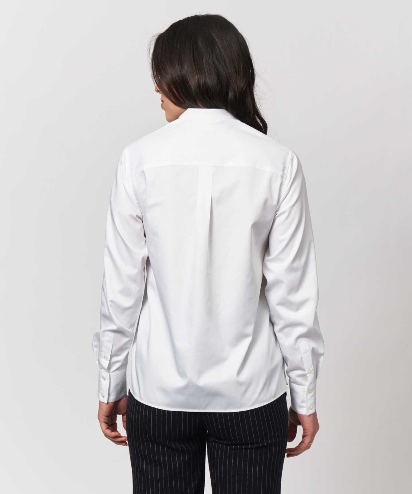 Skjorta Iris Soft Poplin The Shirt Factory