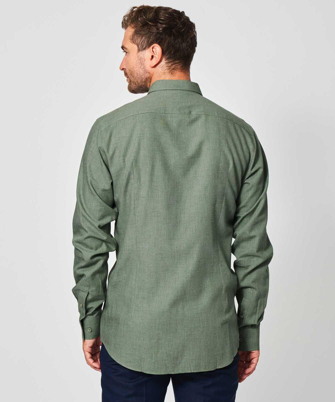 Skjorta Costello Grön  The Shirt Factory