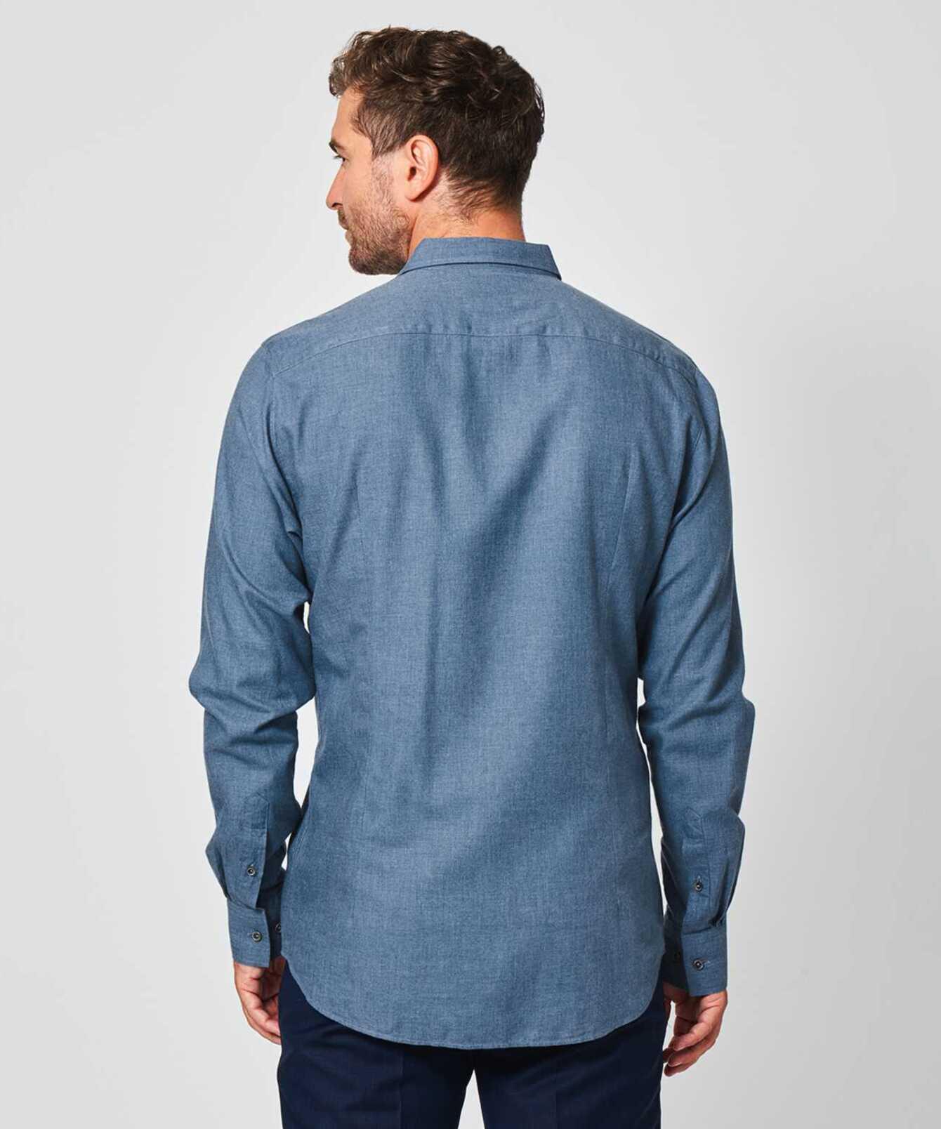 Shirt Costello Blue The Shirt Factory