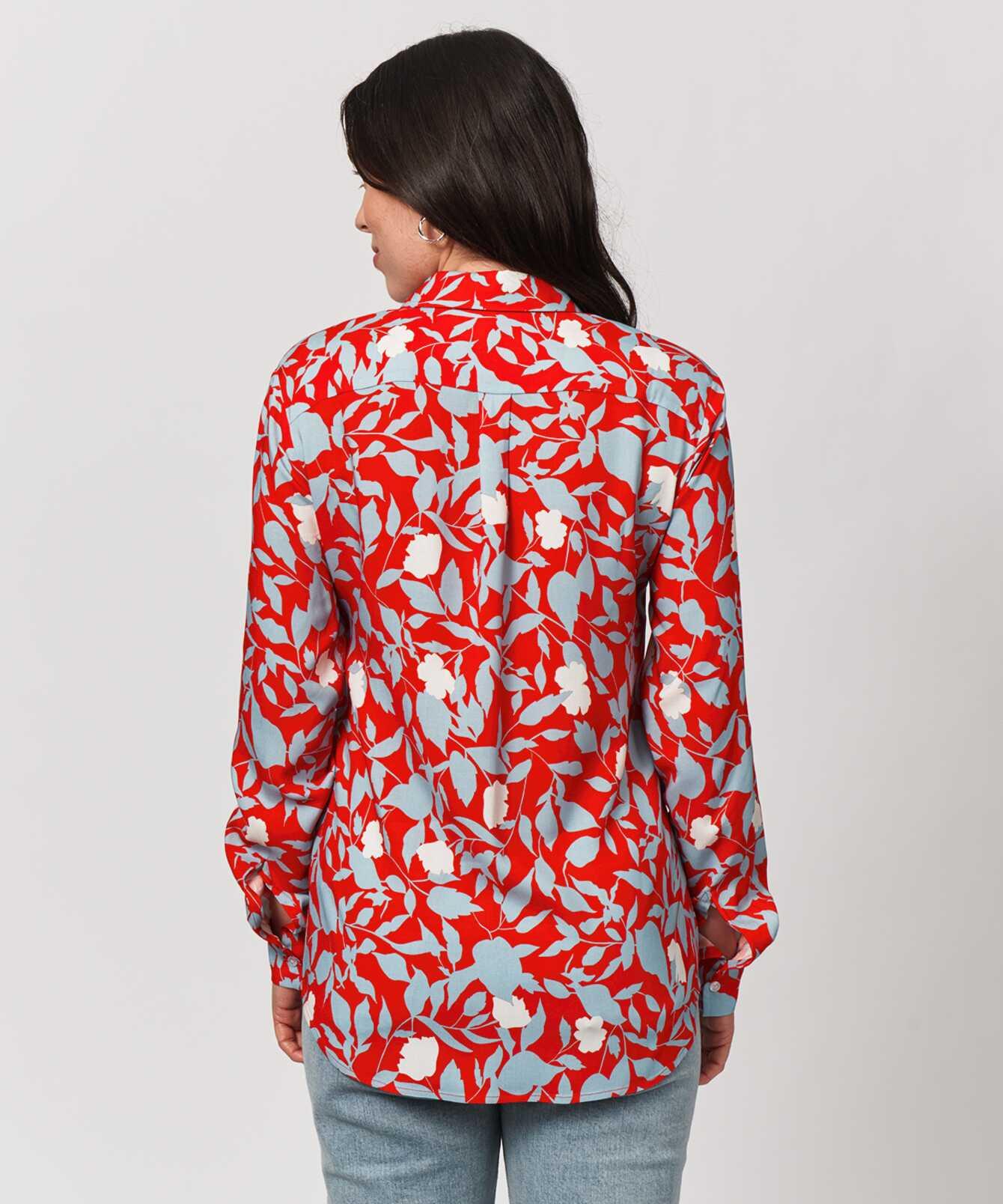Skjorta Tilde Blush The Shirt Factory