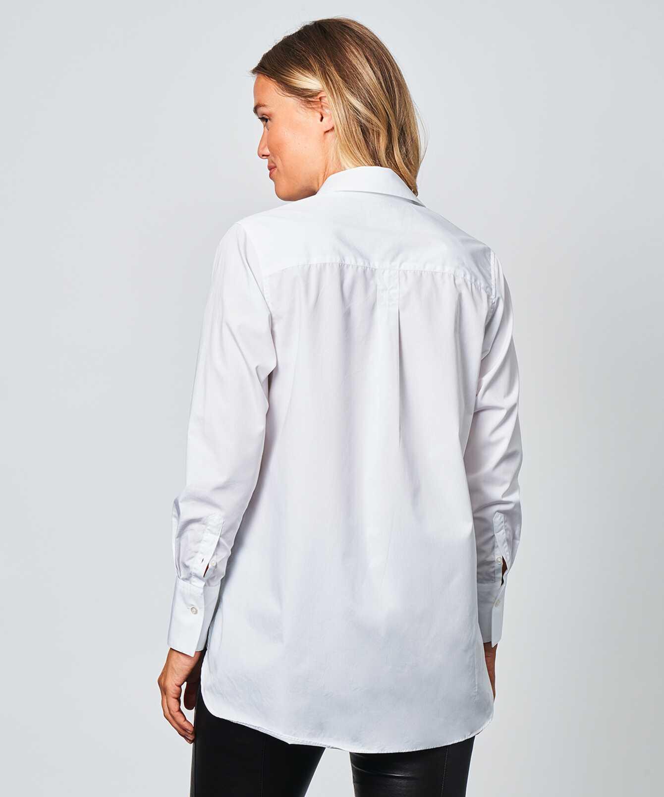 Shirt Nova White  The Shirt Factory