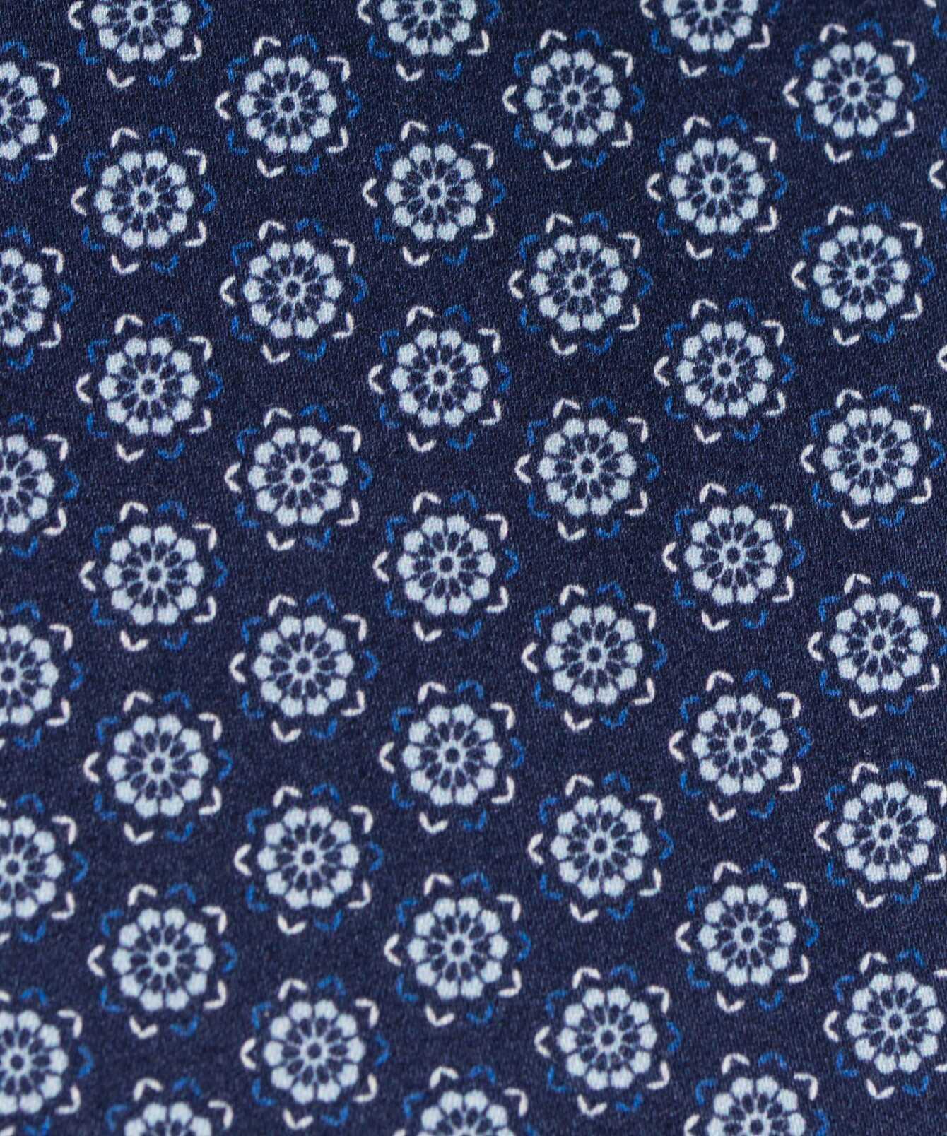 Skjorta Gavardo Mörkblå The Shirt Factory