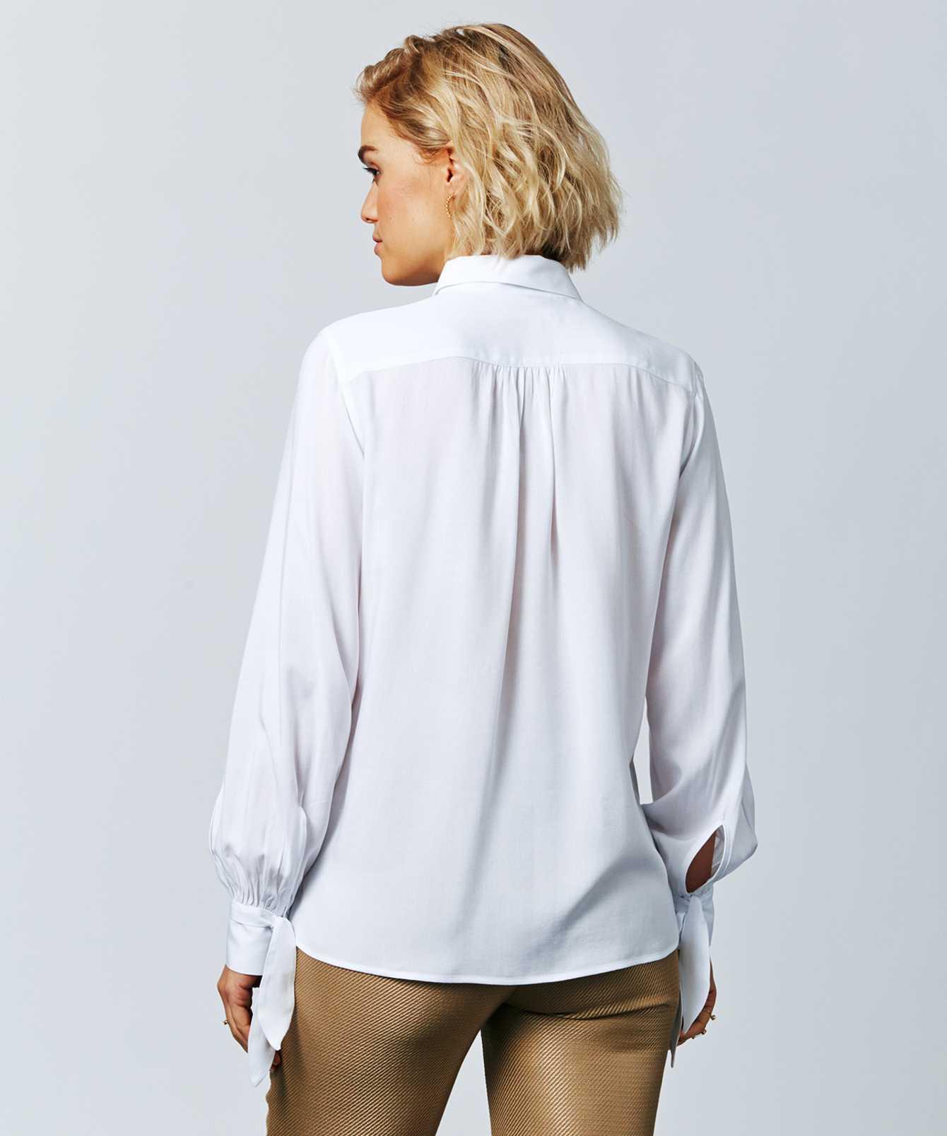 Skjorta Lina Sasha Vit The Shirt Factory