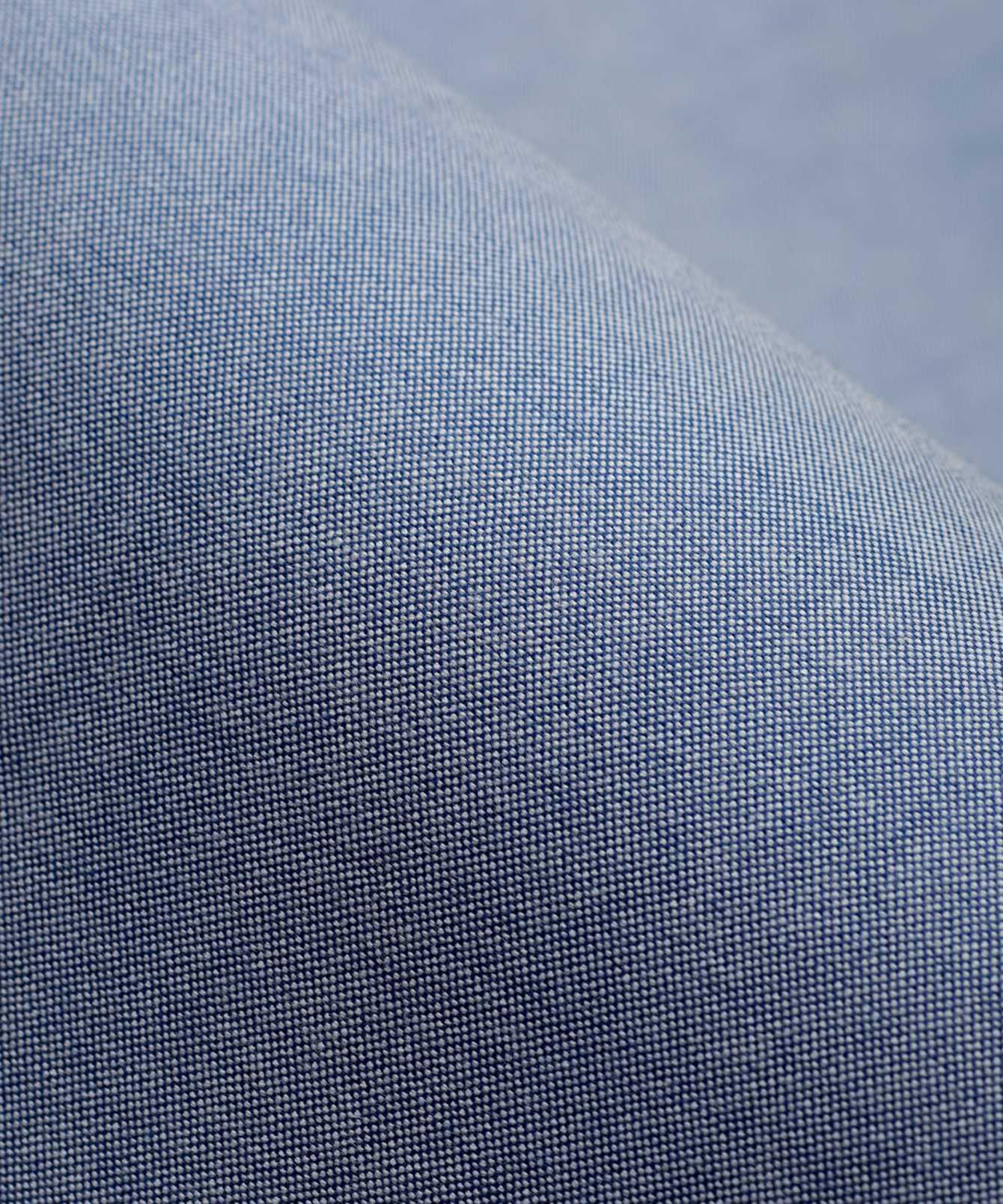 Shirt Hampton Oxford Blå The Shirt Factory