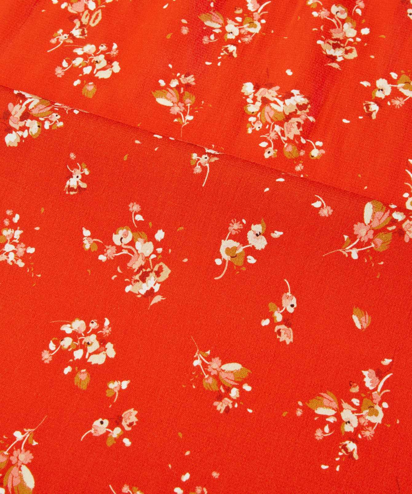 Skjorta Hilda Floralys The Shirt Factory