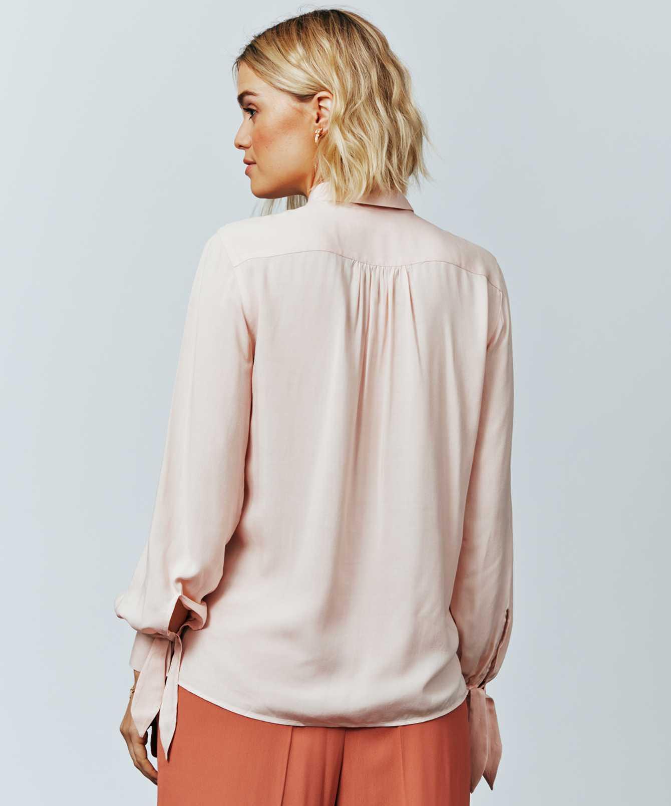 Shirt Lina Sasha Rosa The Shirt Factory