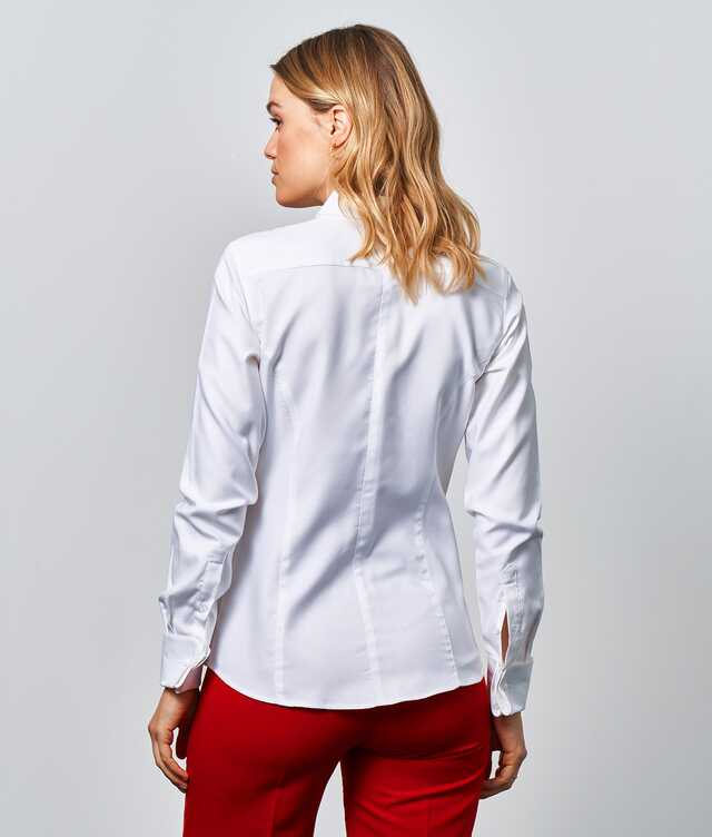 Emma Stanton French Cuffs The Shirt Factory