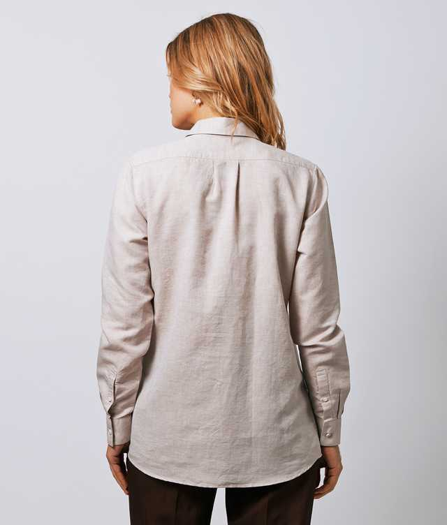 Mickan Portofino Beige The Shirt Factory