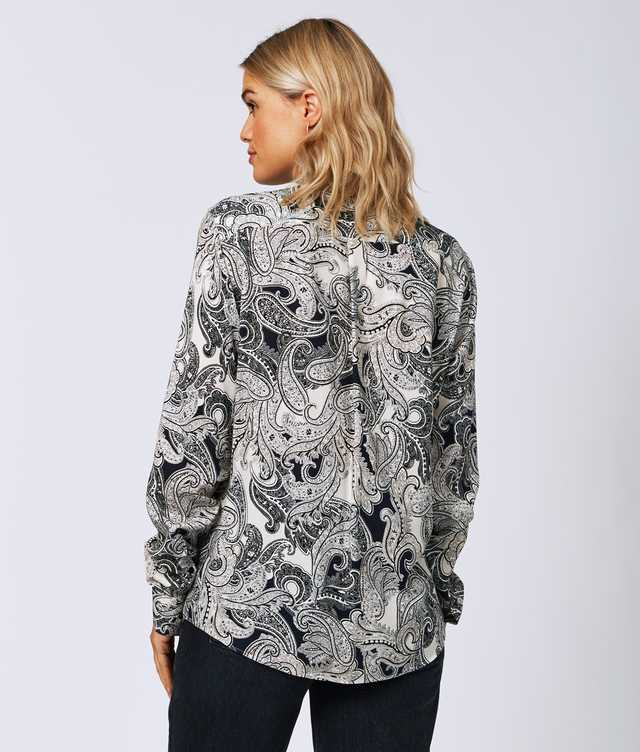 Tilde Trendy Paisley The Shirt Factory