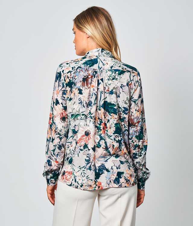 Gina Flower  The Shirt Factory