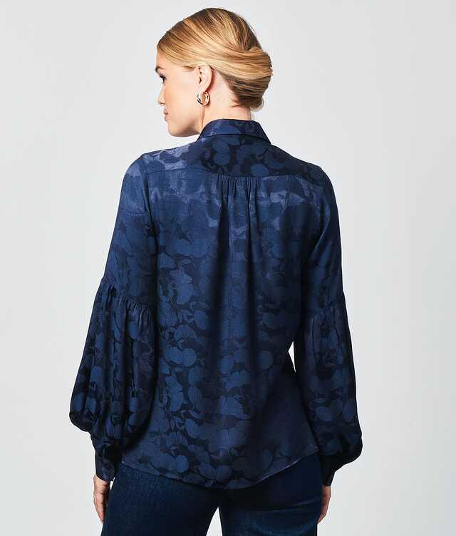 Nina Jaquard The Shirt Factory