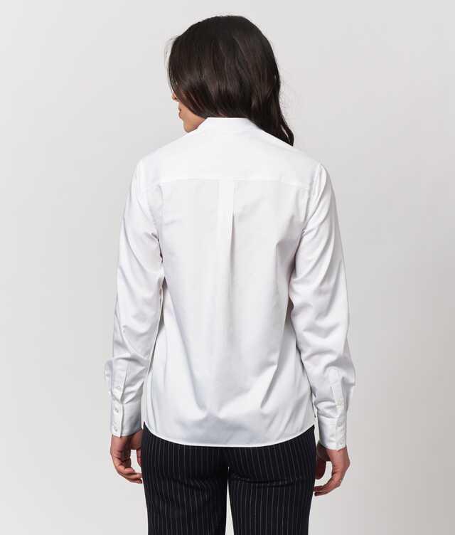 Iris Soft Poplin The Shirt Factory