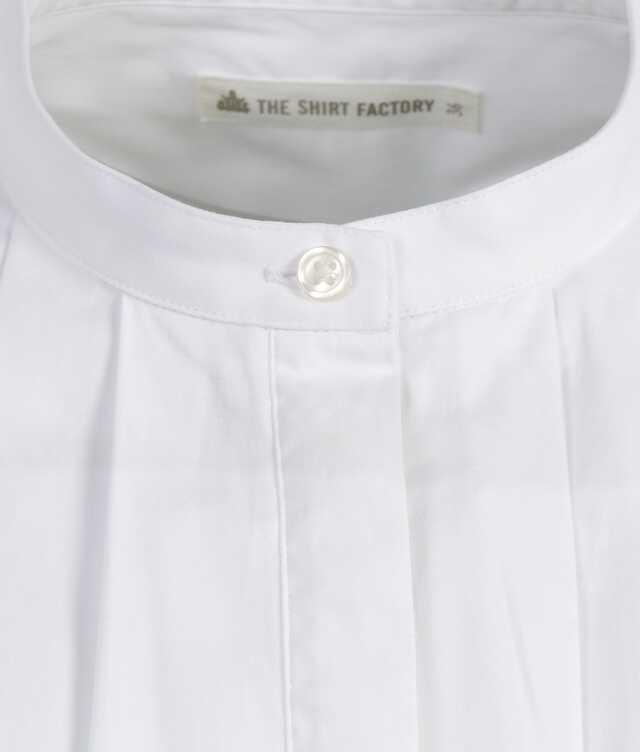 Siri Soft Poplin The Shirt Factory