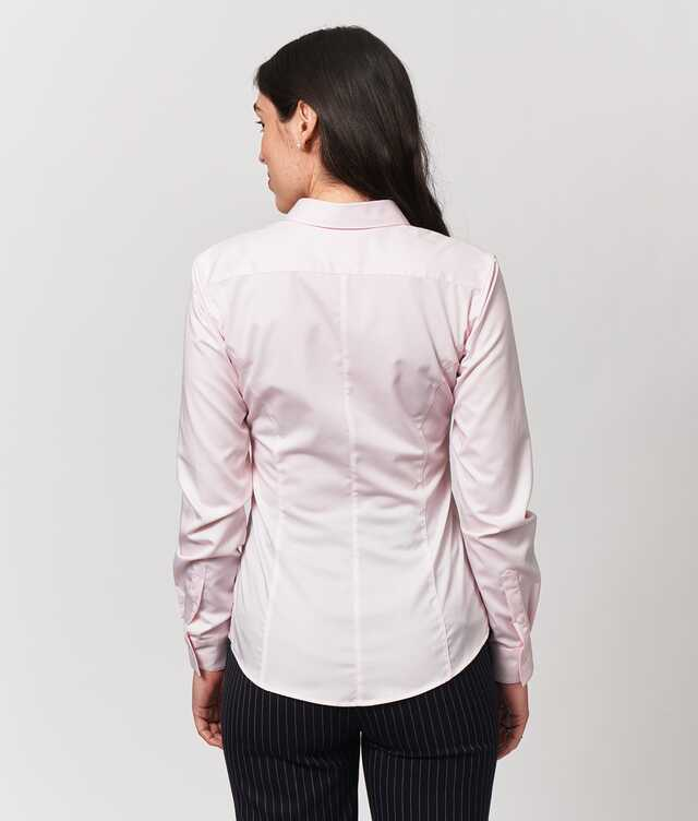 Emma Grand Twill Rosa The Shirt Factory