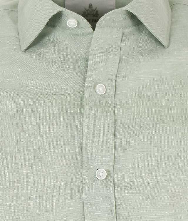 Portofino Linne Pistage The Shirt Factory