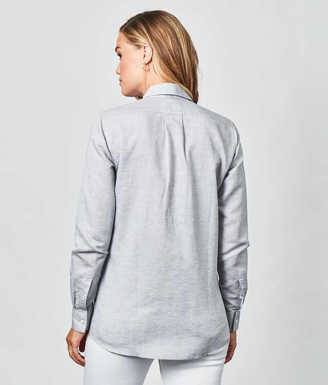 Mickan Portofino Grå The Shirt Factory