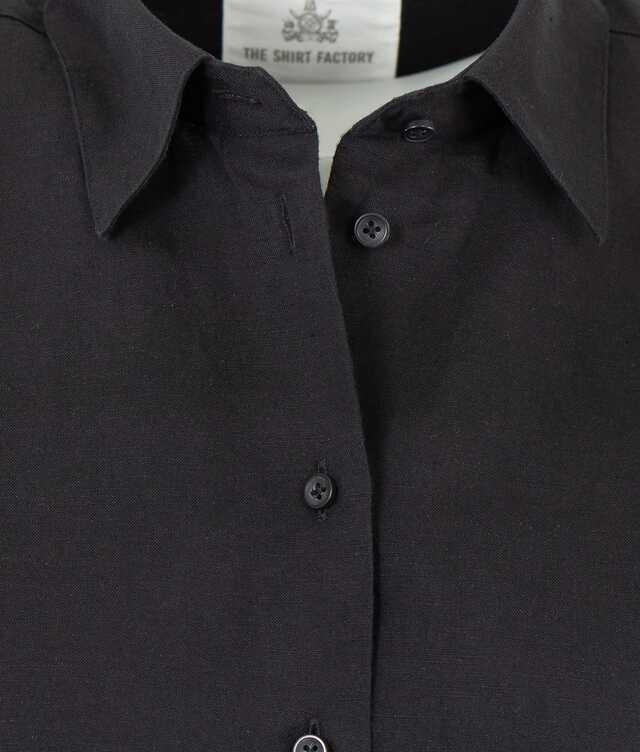 Mickan Portofino Svart The Shirt Factory