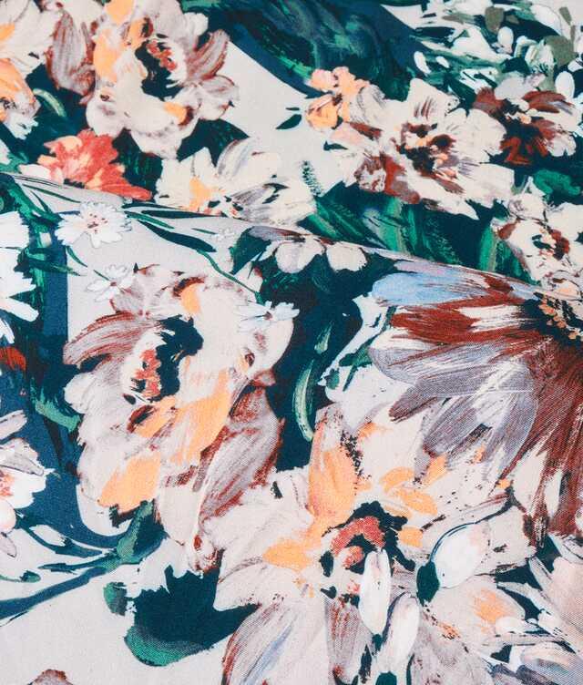 Filippa Flower Print The Shirt Factory
