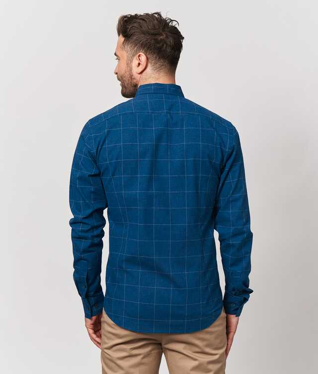 Treton Blå  The Shirt Factory