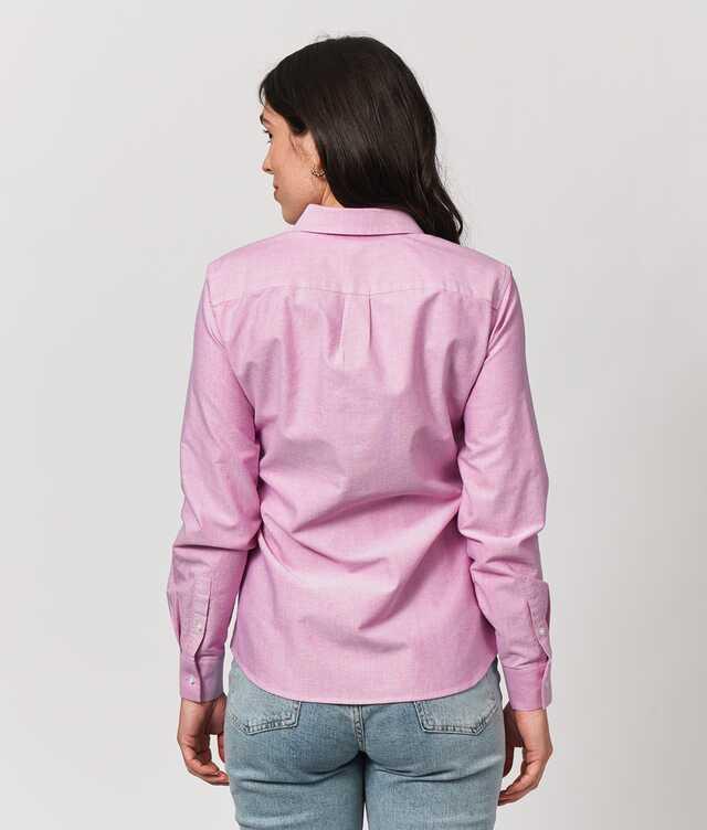 Tilde Boston Oxford Rosa The Shirt Factory