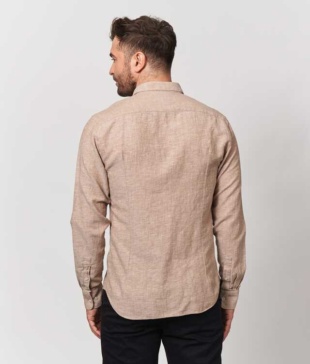 Webster Beige The Shirt Factory