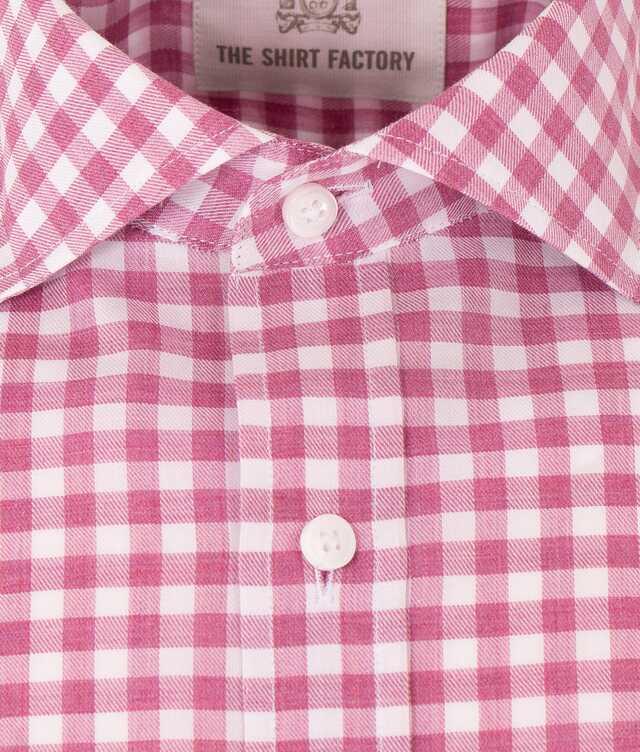 Charleston Rosa The Shirt Factory