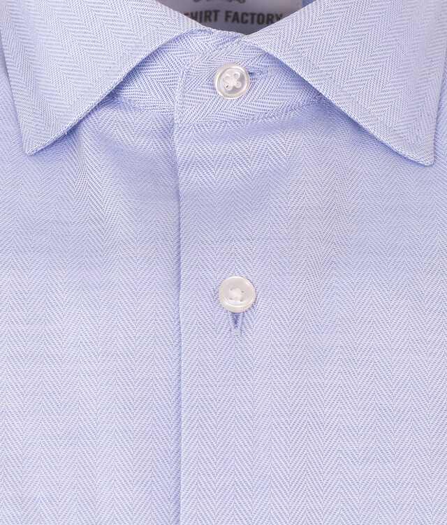 Lewiston Blå The Shirt Factory