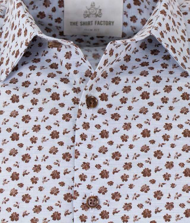 Merida Brown The Shirt Factory