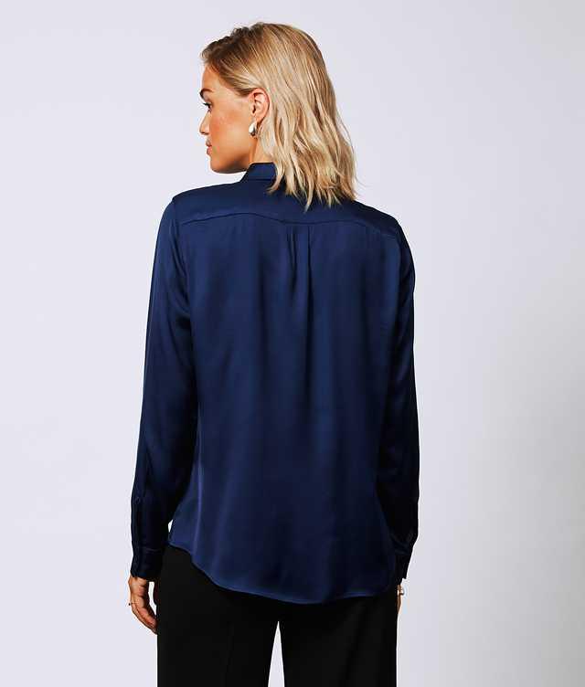 Tilde Sublime Blå The Shirt Factory