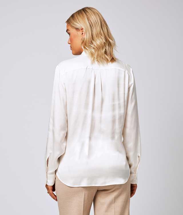 Tilde Sublime Vit  The Shirt Factory