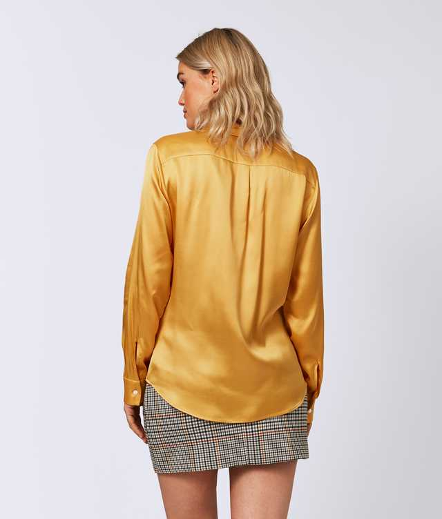Tilde Sublime Guld  The Shirt Factory