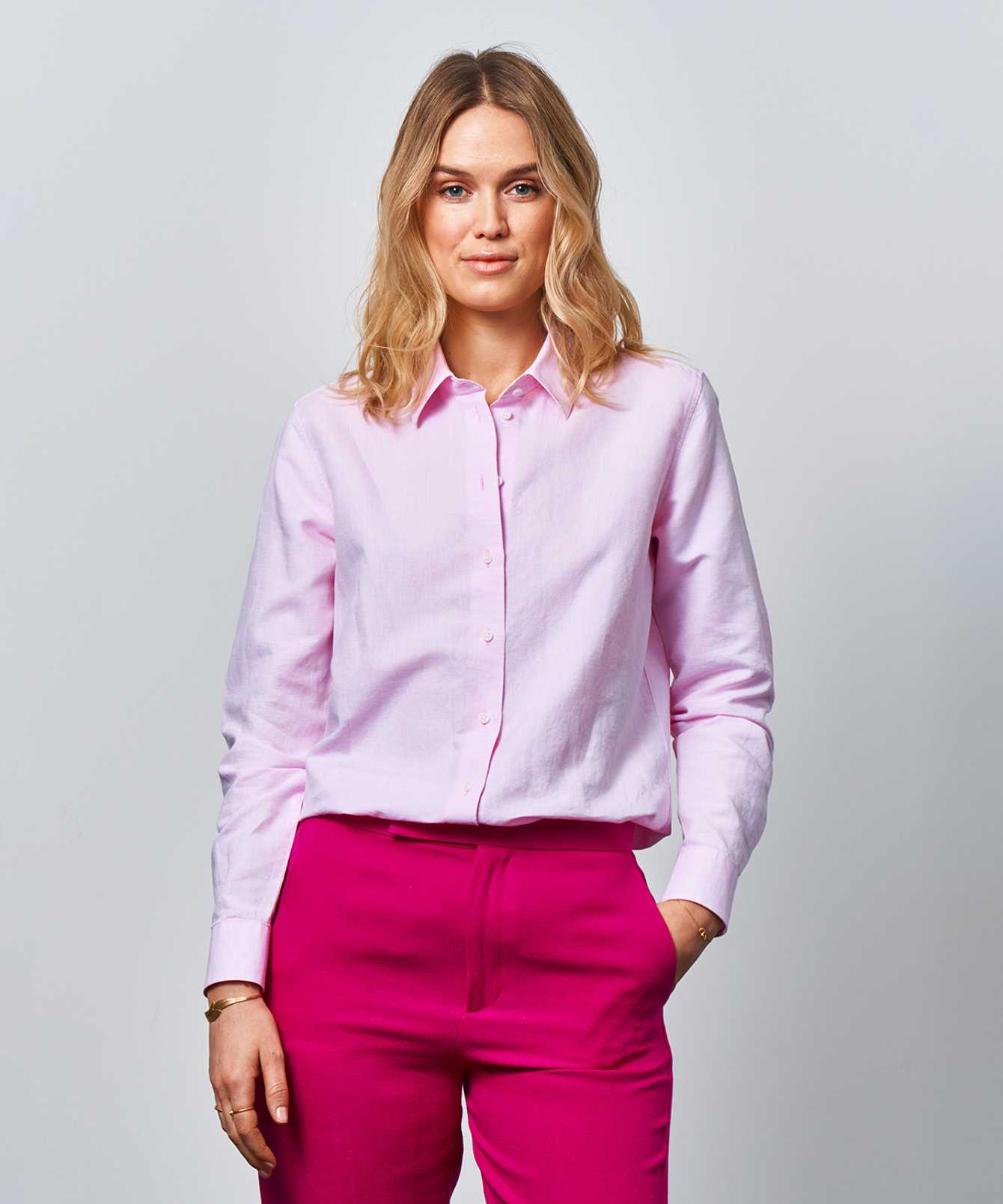 Shirt Mickan Portofino Rosa The Shirt Factory