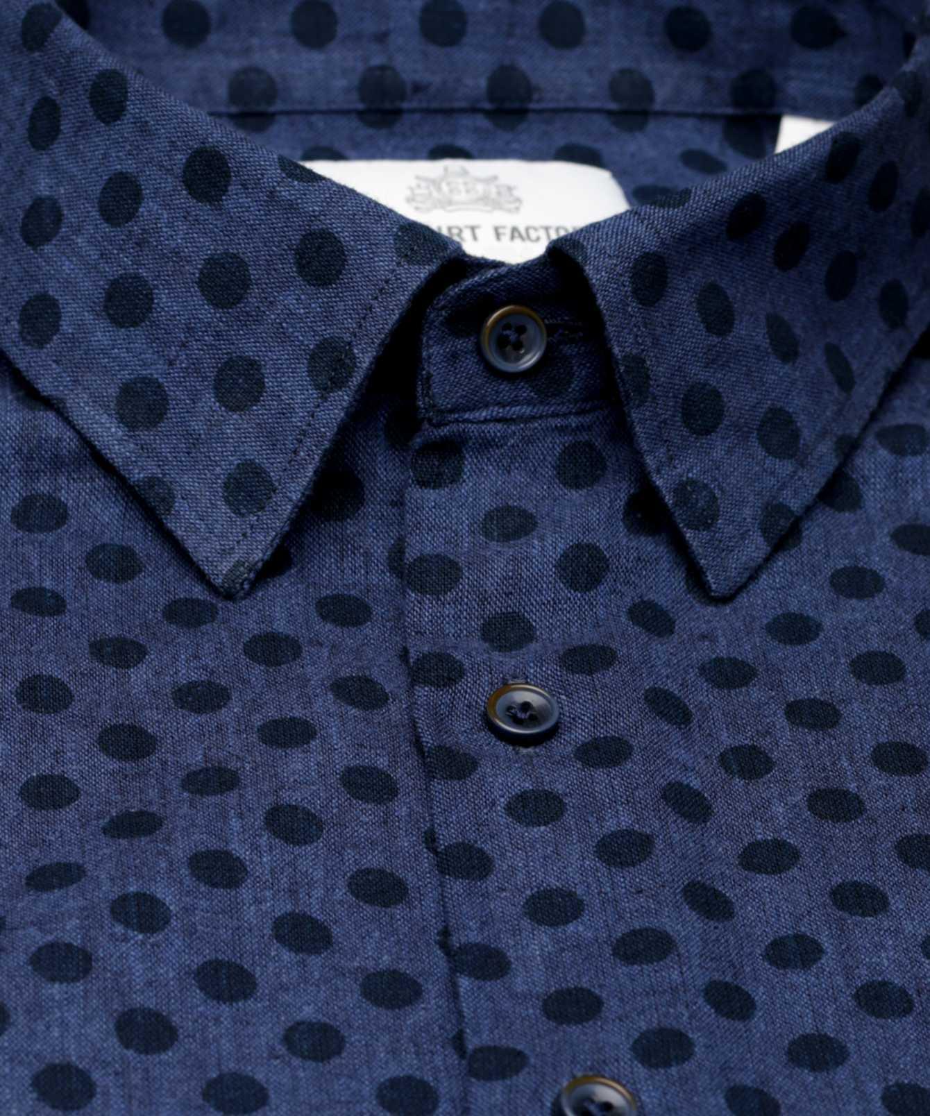 Shirt Felix Linne The Shirt Factory