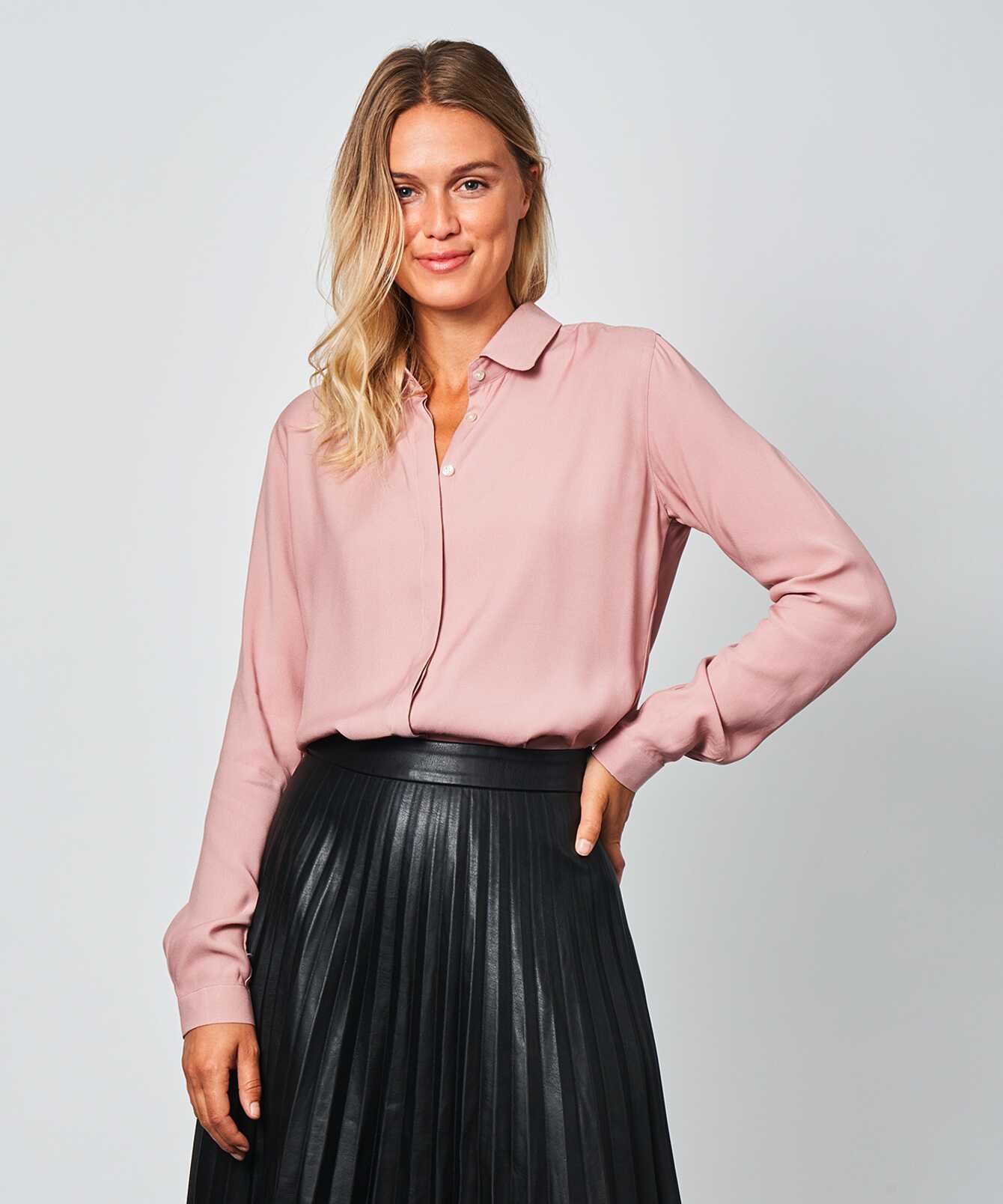 Shirt Gina Verona Pink The Shirt Factory