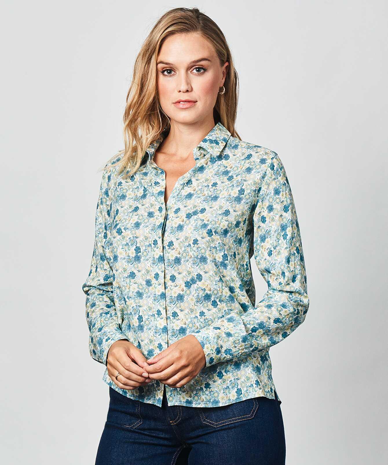 Shirt Gina Floret The Shirt Factory
