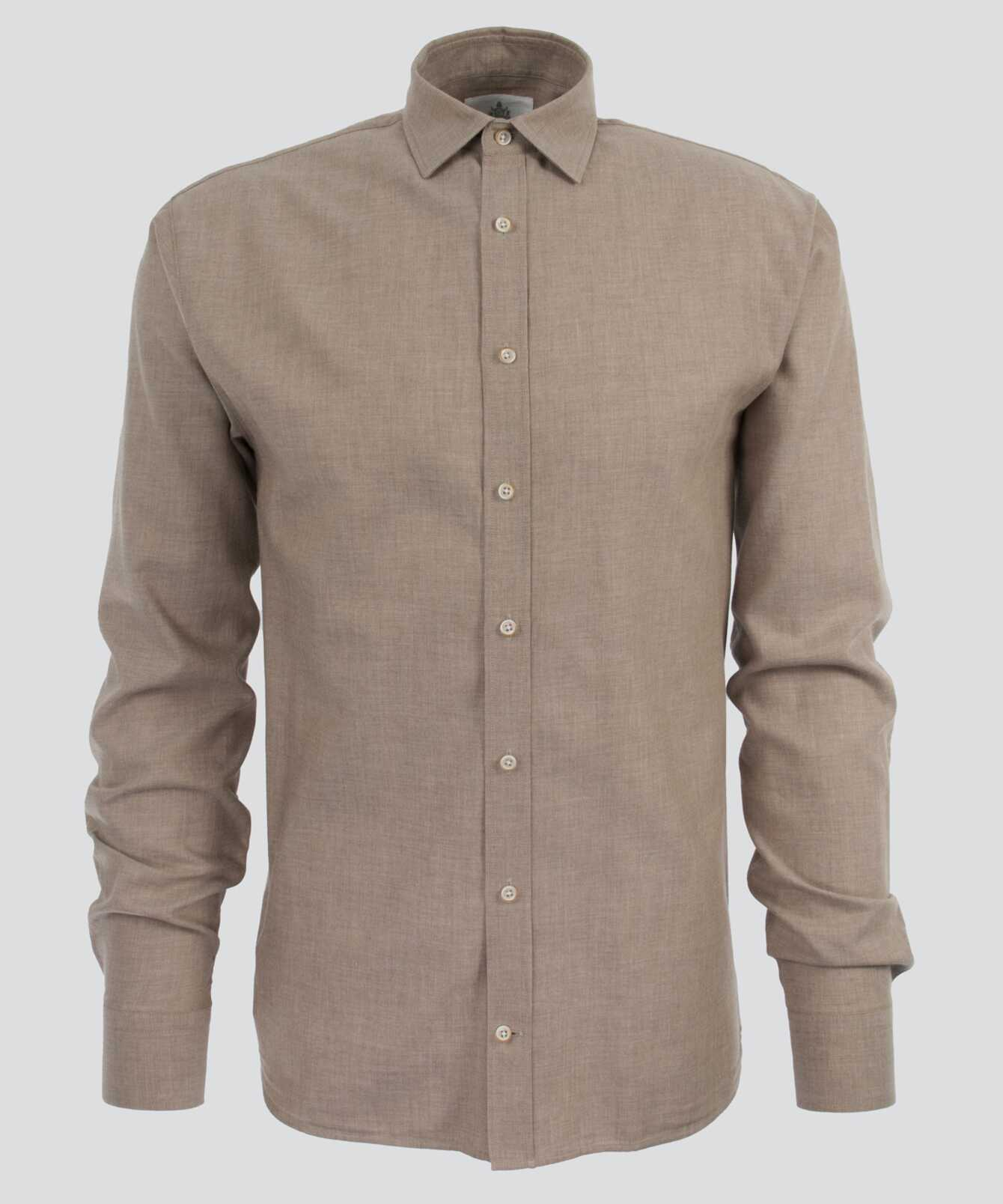 Shirt Costello Sand The Shirt Factory