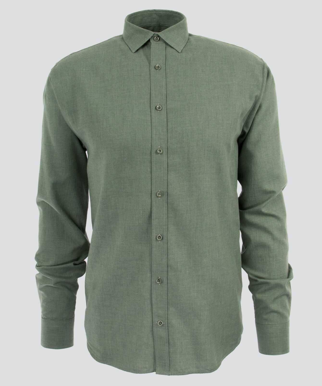 Shirt Costello Green The Shirt Factory
