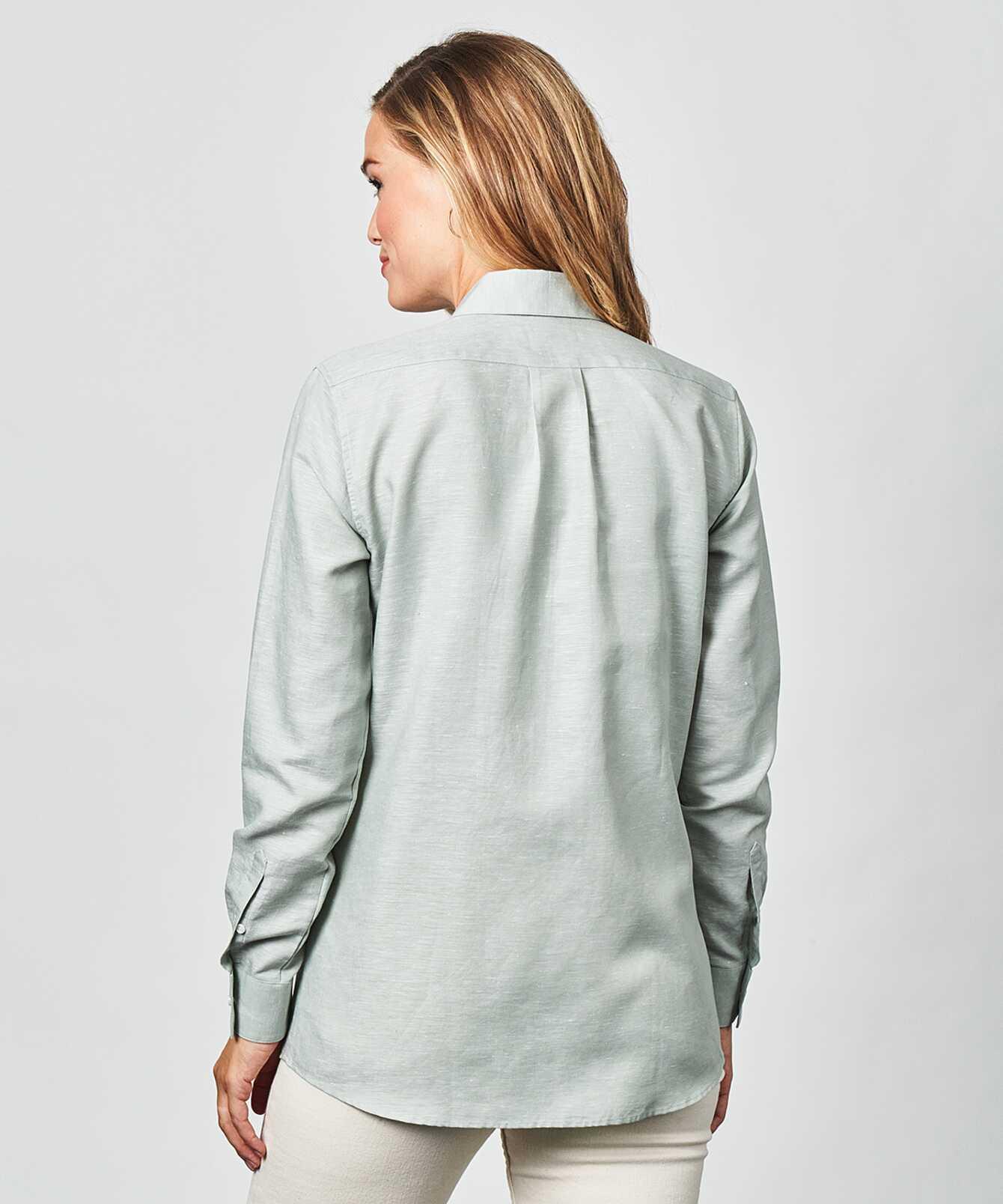 Skjorta Mickan Portofino Pistage The Shirt Factory