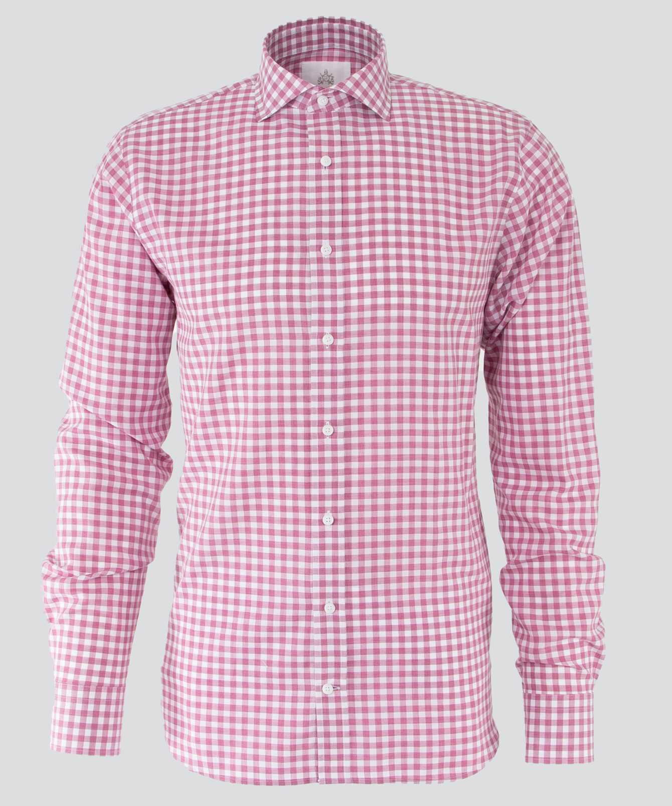 Shirt Charleston Rosa The Shirt Factory
