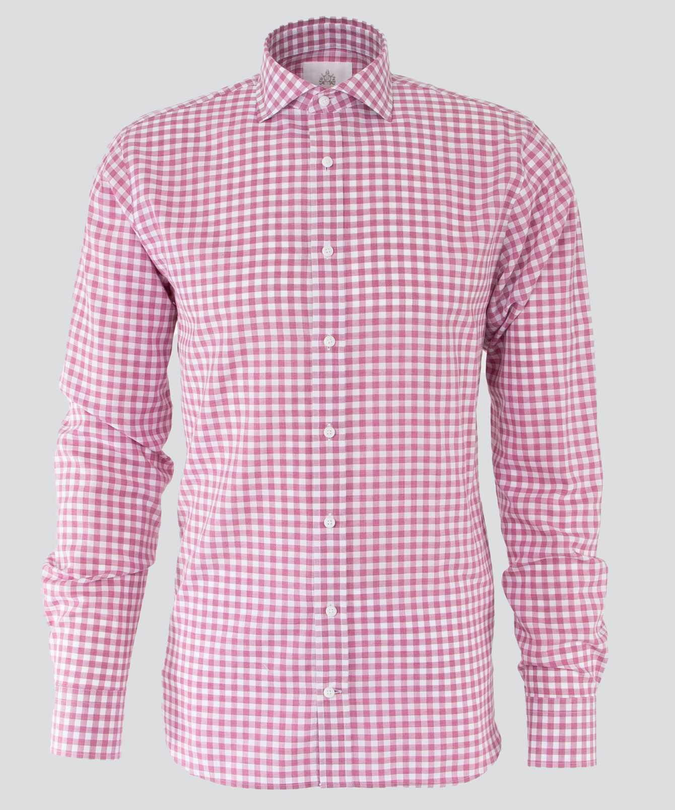 Shirt Charleston Pink Extra Long Sleeve The Shirt Factory