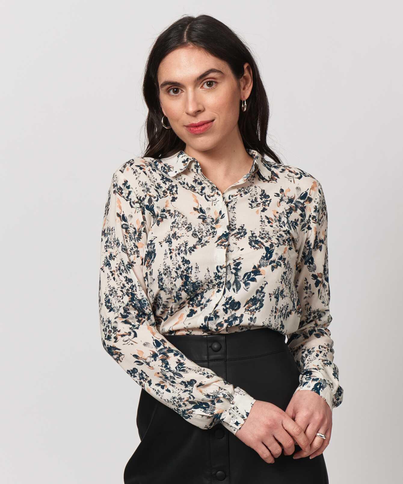 Skjorta Gina Mirage The Shirt Factory