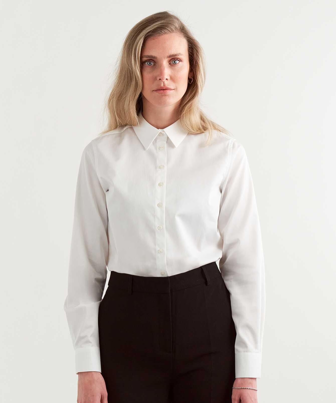 Shirt Tilde Cotton Poplin  The Shirt Factory