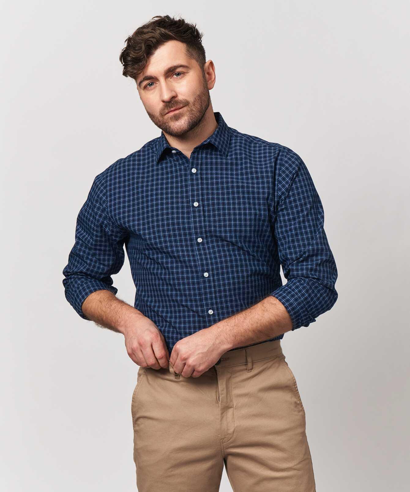 Skjorta Clayton The Shirt Factory