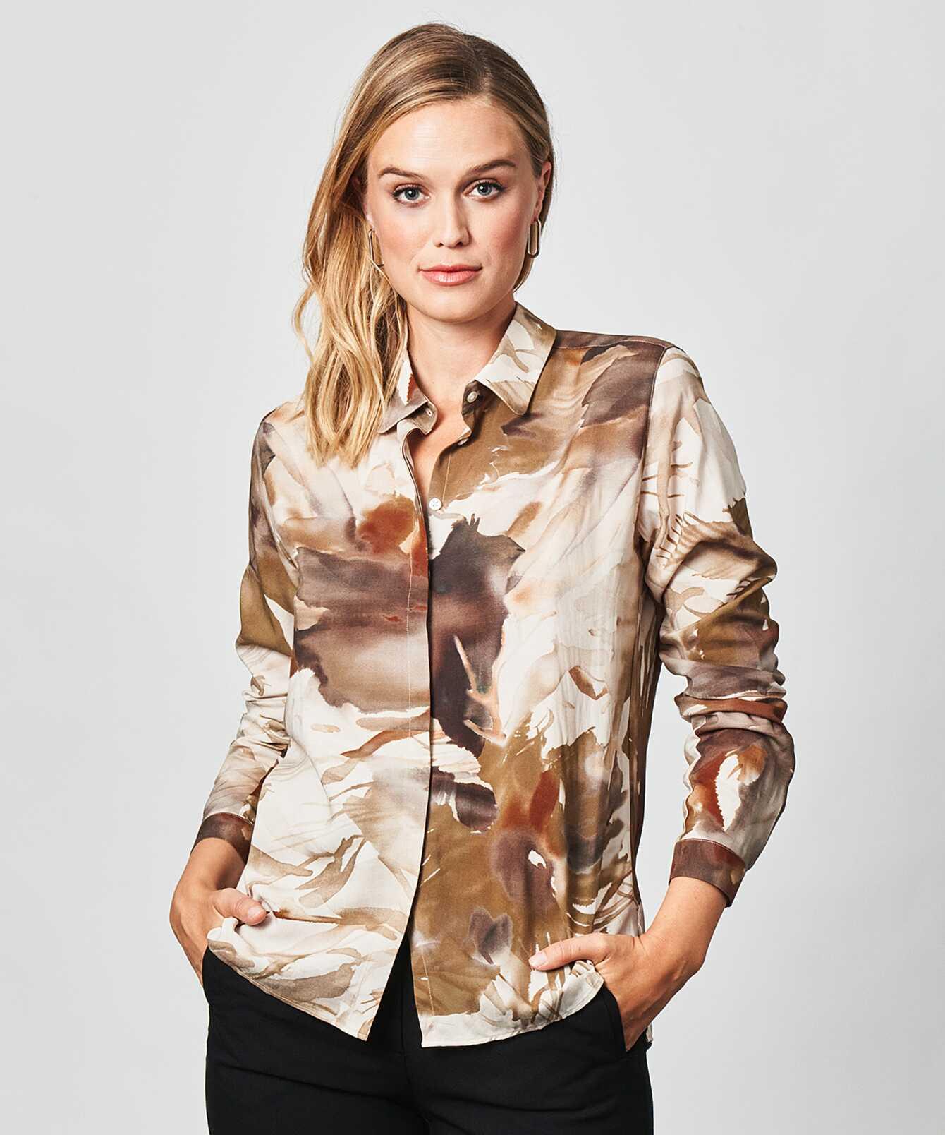 Shirt Gina Reflection The Shirt Factory
