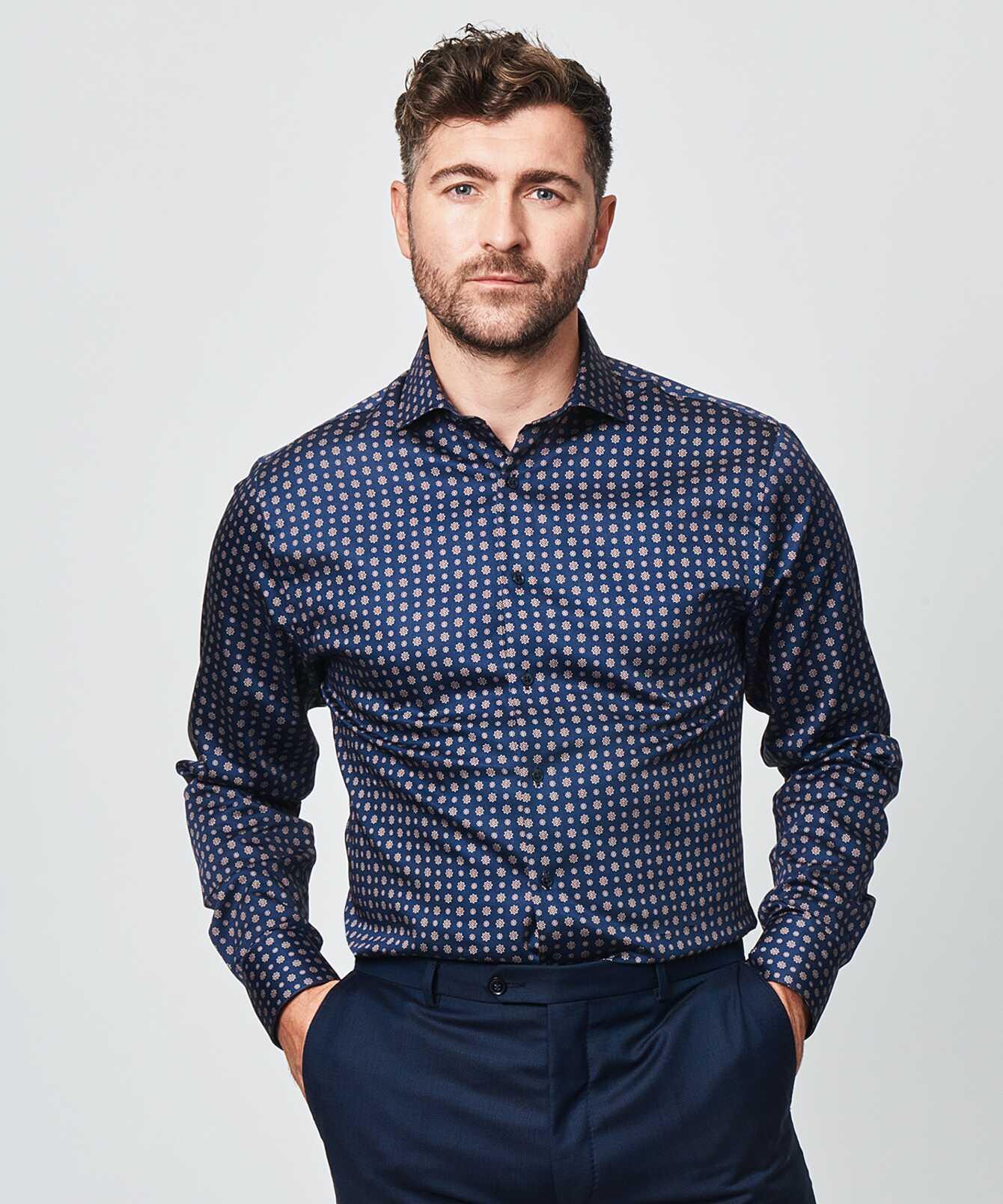 Skjorta Vestone The Shirt Factory