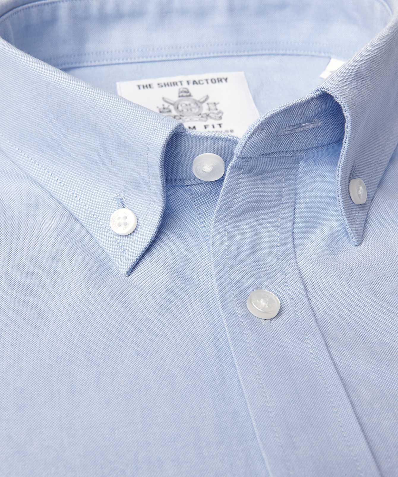 Skjorta Holiday Oxford herrskjorta The Shirt Factory