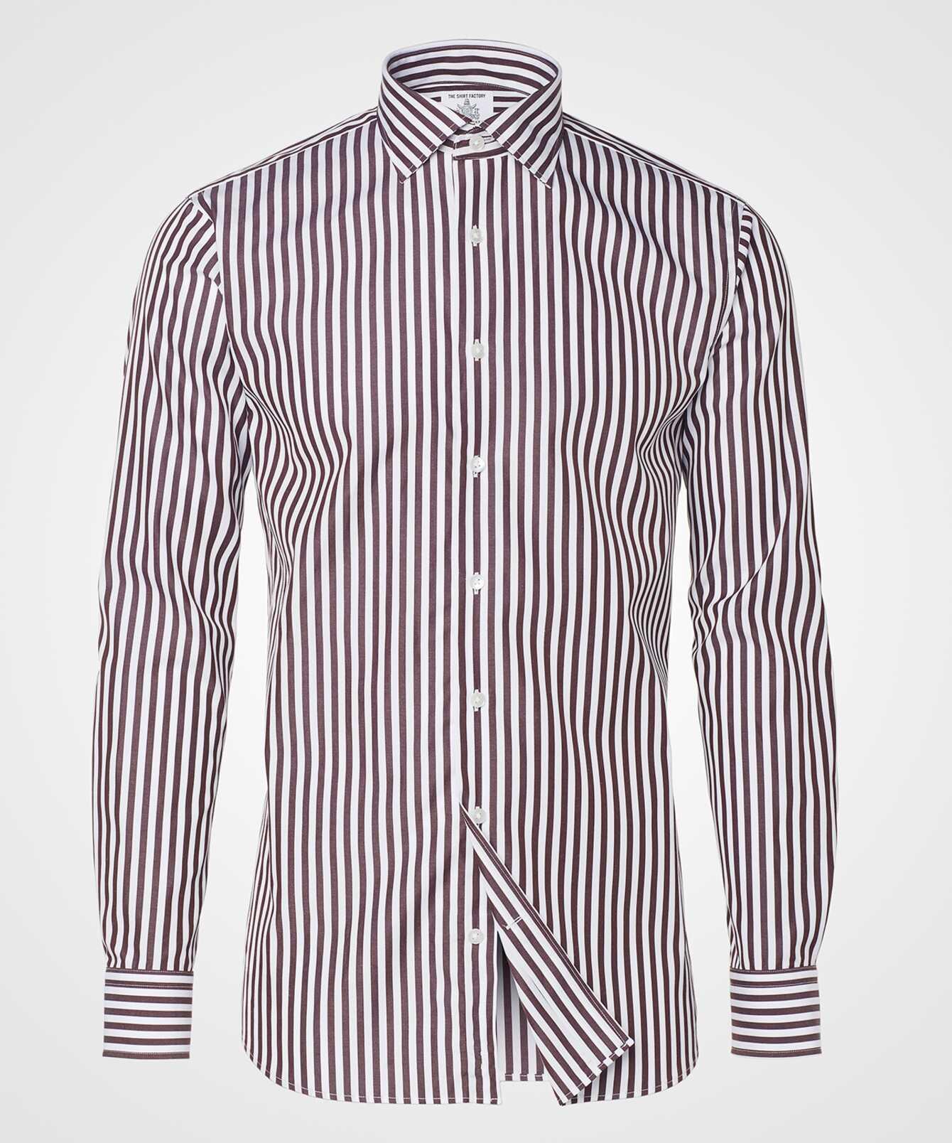 Skjorta E I New York The Shirt Factory